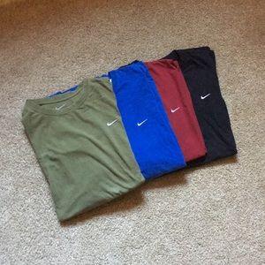 Vintage Nike Swoosh Shirt Bundle